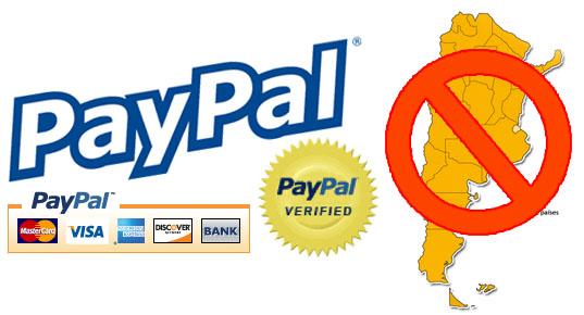 Cobrar Paypal en Argentina y todo Latinoamerica