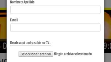 mail con adjunto en PHP